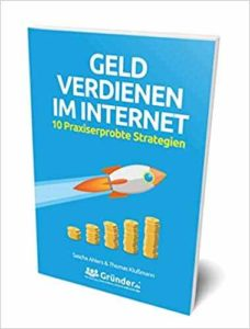 Buchtipp Geld verdienen im Internet